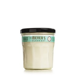Mrs. Meyer's Soy Candle Basil (6x7.2 Oz)