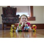 Begin Again Toys Tinker Totter Robots Playset & Game