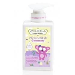 Jack N' Jill Kids Sweetness Moisturiser, Natural Bath Time