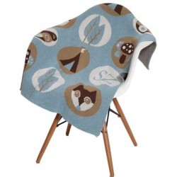 Eco Baby Woodlands Personalized Throw