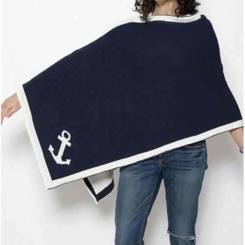 Eco Nautical Anchor Poncho