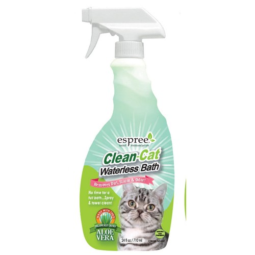 Espree Clean Cat Waterless Bath, 24oz